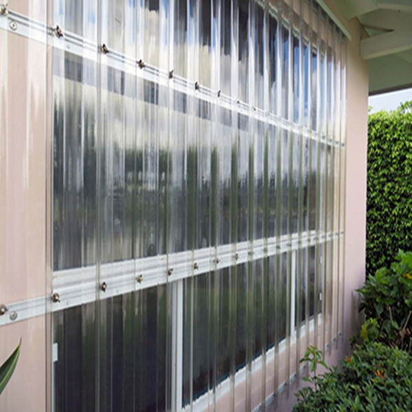 polycarbonate hurricane shutters