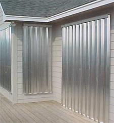 aluminum clearwater fl hurricane shutters